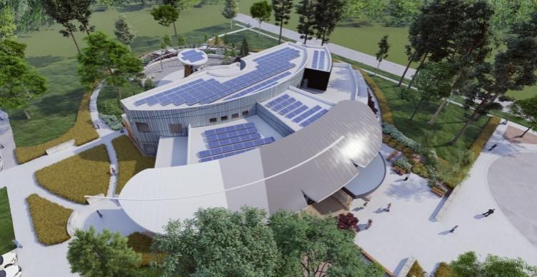 Photo of MSU American Indian Hall