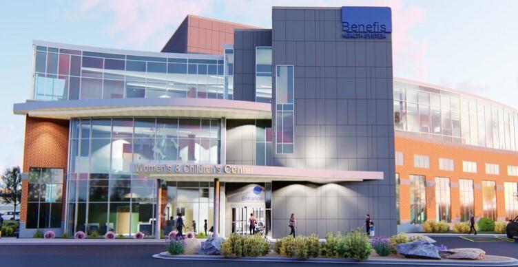 Photo of Benefis Women's and Children's Center