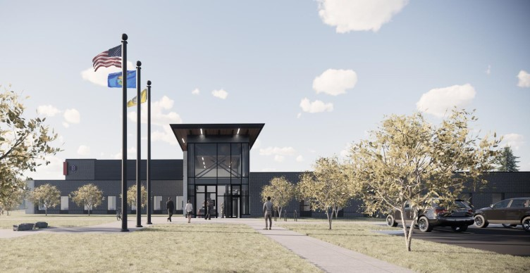 Photo of Bozeman Public Safety Center